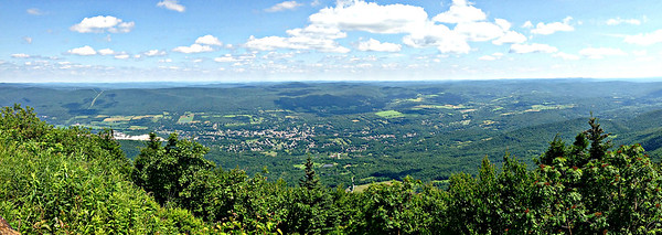 Greylock Auto Road - Adams Overlook.