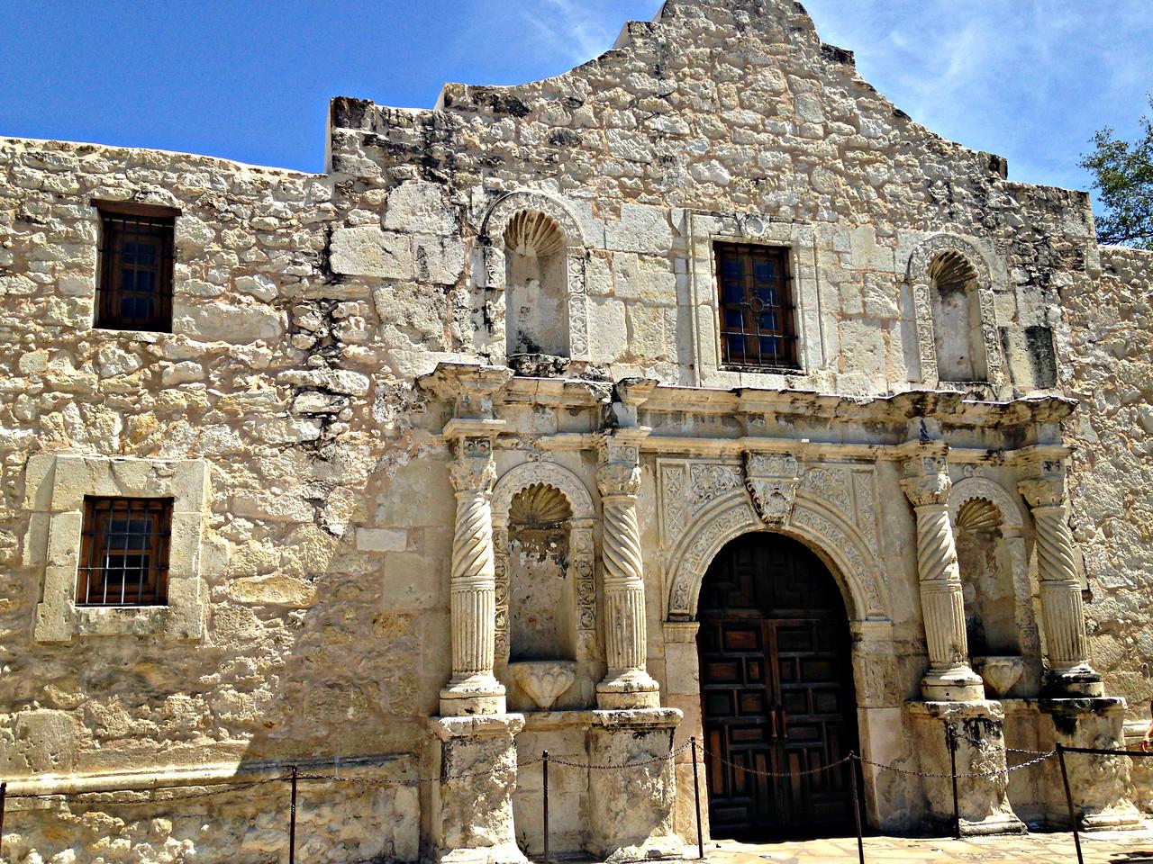 More Alamo