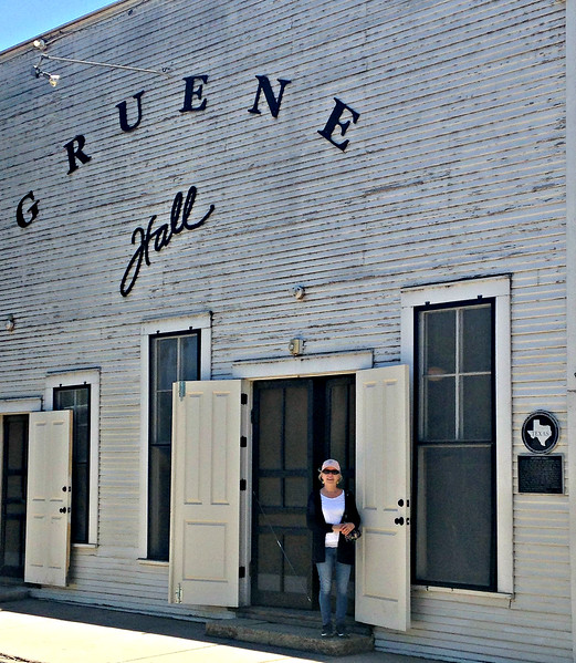 Gruene Hall Cowgirl