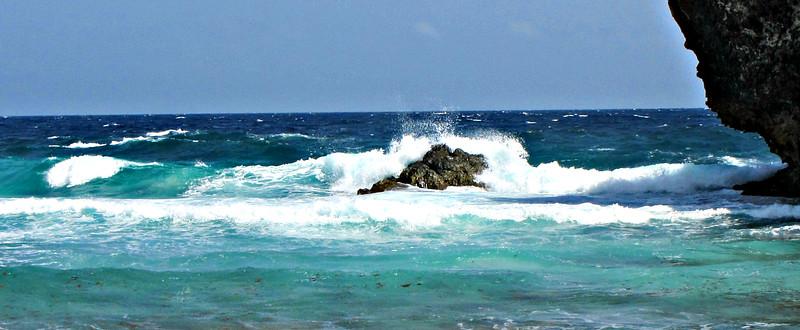 Boca Prins surf.