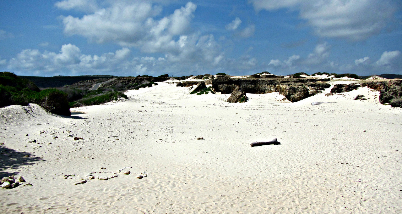 Dunes of Boca Prins
