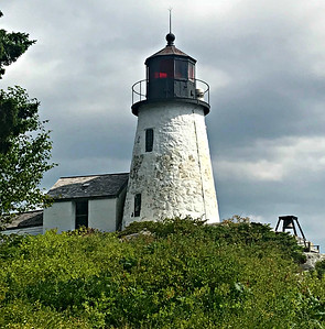 Boothbay Harbor Islands - Burnt and Damariscove (August 16)