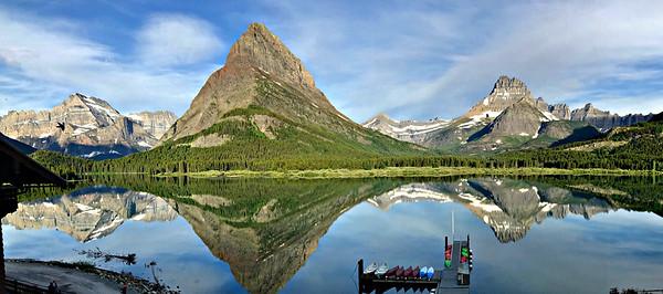 Glacier NP - Many Glacier and Waterton Lakes (June 26-28, 2018)