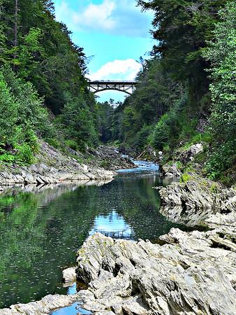 Quechee Gorge (August 30)