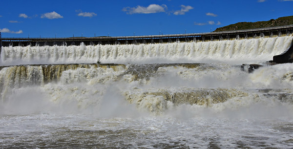 The Great Falls of the Missouri (June 26, 2018)