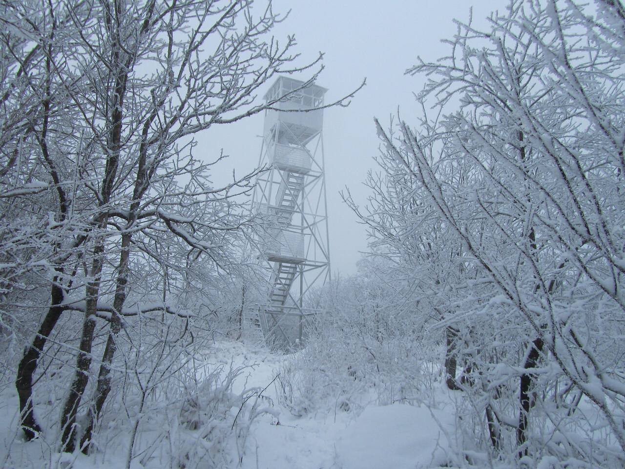 Camo tower.