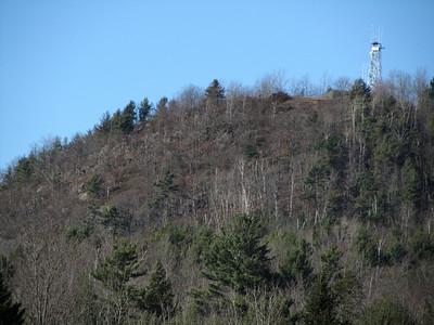 Belfrey Mountain Fire Tower November 14, 2010  FTC 8r