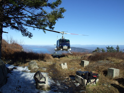 Black Mountain Fire Tower November 11, 2010  FTC 6r