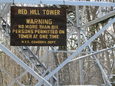 Red Hill Fire Tower   December 18, 2010   FTC 11r