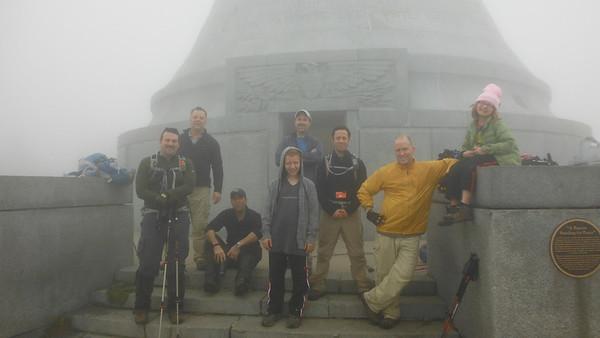 Mount Greylock via Thunderbolt    October 27, 2012        SHP 3r