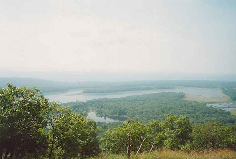 Upper Yards Creek reservoir