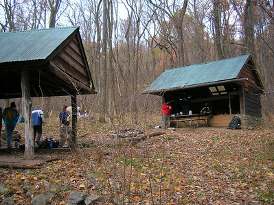 Rod Hollow Shelter and cooking pavillion