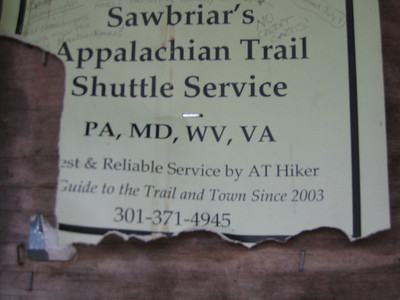 This may come in handy on one of our next Virginia hikes...