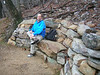 A great place to take a break after a tough climb