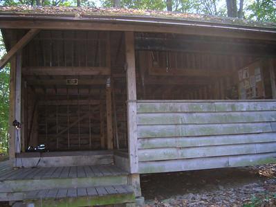 Large loft with steps