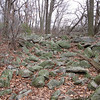 Yep... this is the Appalachian Trail, not just a rockpile in the woods.