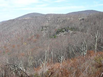 Frankin Cliffs