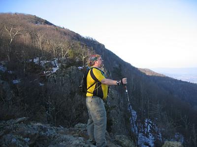 Stony Man Mountain with Stalking Tortoise