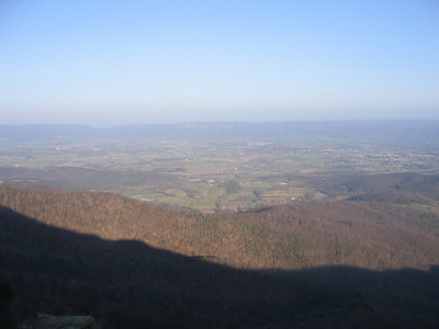 View near Stony Man Mountain