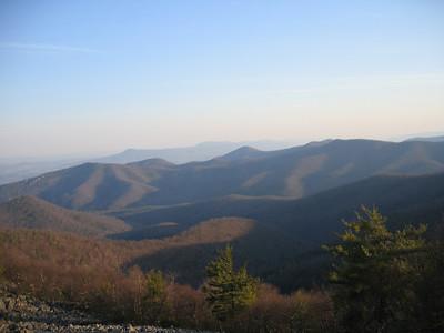 Blackrock Mountain Views