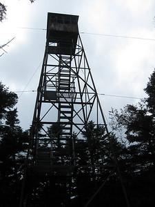 Glastenbury firetower