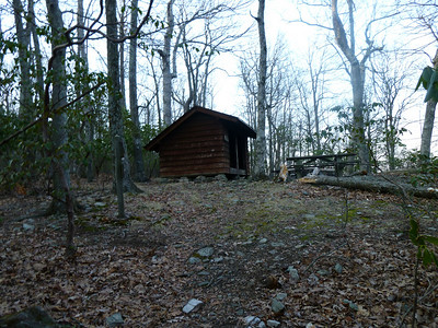 Cornelius Creek Shelter