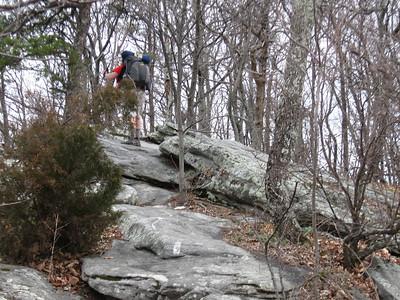 Just another rock climb.