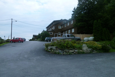 The Inn at Long Trail.  Expensive, a bit rundown but very worth the visit.