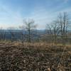 Views into West Virginia.