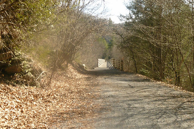 Creeper Trail Bridge