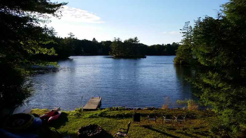 Base camp for the Labor Day weekend - Sargent Lake