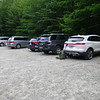 Gale River Trailhead parking