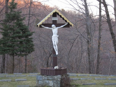 The power of Christ compels you... to spend the night at the Graymoor Spiritual Center