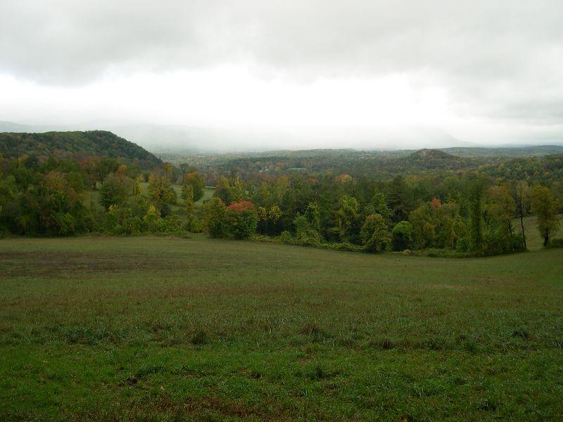 Rand's View along the Appalachian Trail