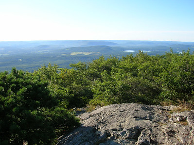 Eastern views of the Housatonic River valley