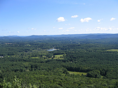 Views from the Taconic Range