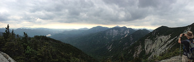 Gothics Mountain Lowest View - iPhone 5 Panorama