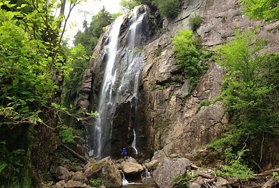 Rainbow Falls - iPhone 5 Panorama