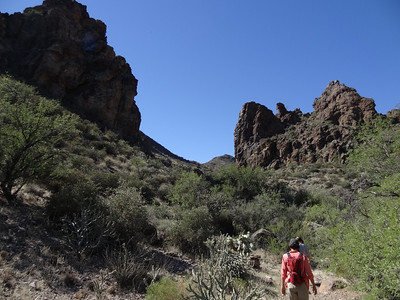 2013-10-05 Burro Flats Hike