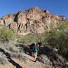 Wave Cave Hike in the Superstition Wilderness
