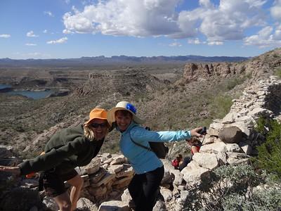 2014-02-01 Indian Mesa Ruins Hike