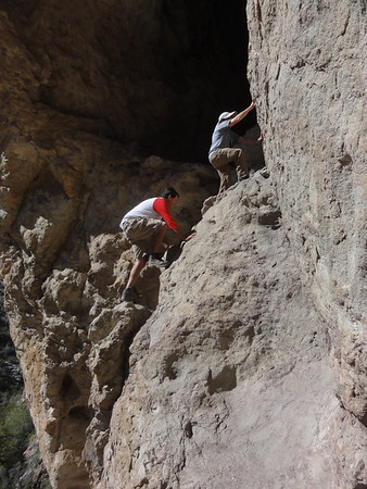 2014-03-31 Rogers Canyon Cliff Dwellings