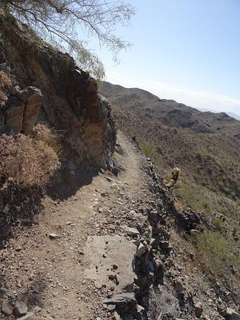 2014-05-24 South Mountain Pyramid Lost Ranch Loop