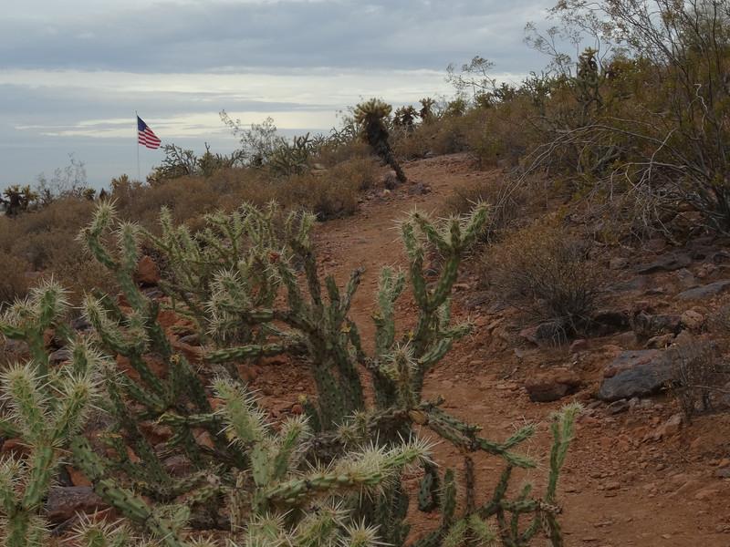 Calderwood Butte hike in North Peoria