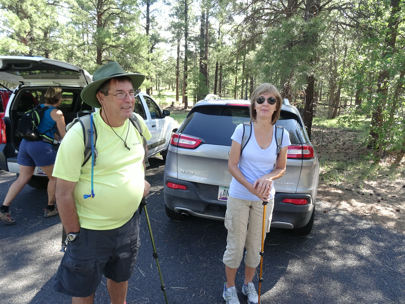 Bill Williams Mountain Hike Kaibab National Forest Williams Arizona 3H Meetup Hikers