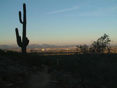 2014-11-22 MSP Desert Park Gateway Loop