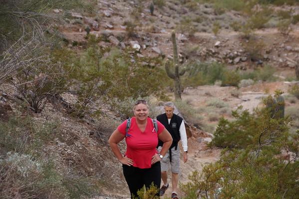 2014-12-08 Phoenix Mountain Preserve 32nd St Shea