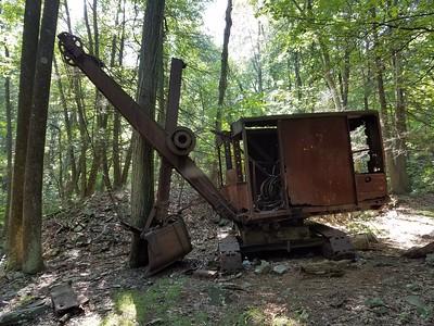 2016-08-28 Appalacian Trail Fort Indiantown Gap