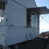 N side; shutter outsides are still ok, recent maintenance helped