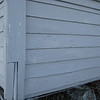 N side siding; paint starts to show wear, could make it through another season, though
